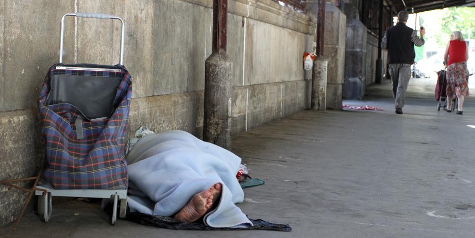A Catalunya unes 37.000 persones tenen greus problemes d'allotjament, de les quals més d'11.500 no tenen llar.
