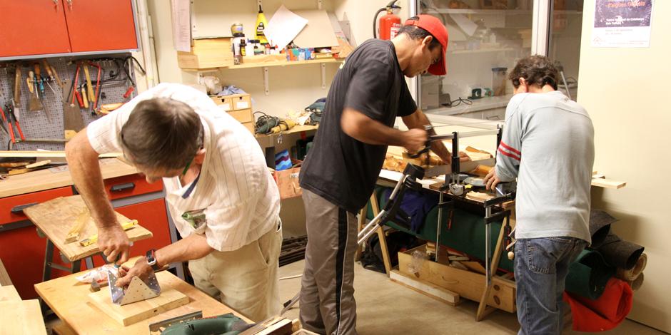 La Troballa: 14 anys fent taller!