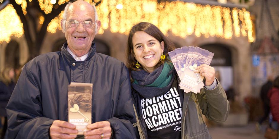 Aquest Nadal, participa en accions que trenquen prejudicis!